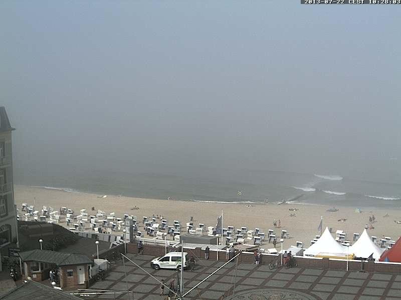 Sylt webcam - Westerland webcam, Schleswig-Holstein, Nordfriesland